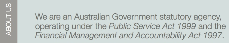Excerpt from ATO's annual report 2010/11