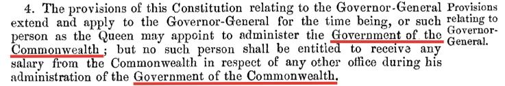 Constitution of the Commonwealth of Australia