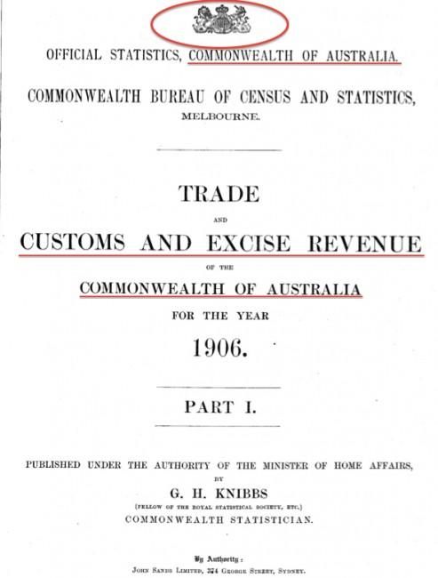 Customs & Excise Revenue
