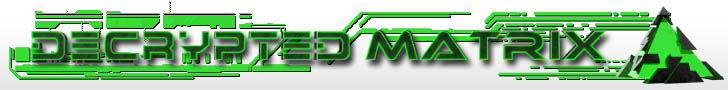 Decrypted Matrix Header