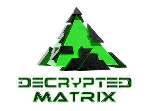 Decrypted Matrix Logo