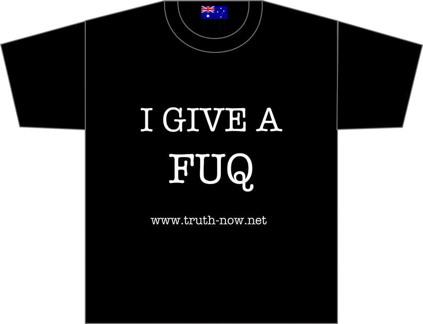 I give a FUQ - What The FUQ