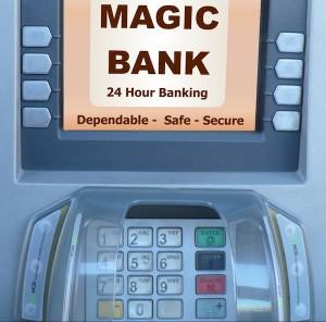 Magic Bank - CONfinance