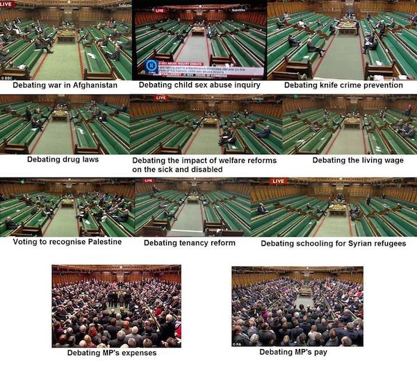 Parliament Voting