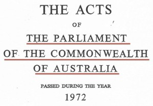 Parliament of the Commonwealth