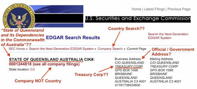 SEC State of Queensland excerpt