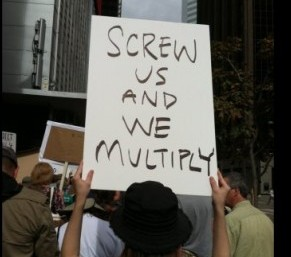 Screw Us And We Multiply