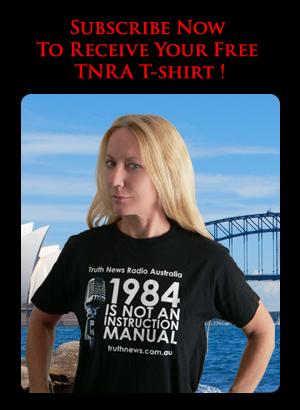 Truth News Australia T Shirt