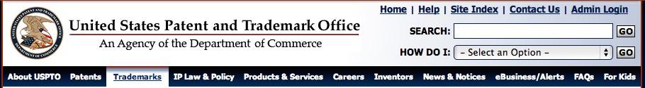 USPTO Trademark Australia